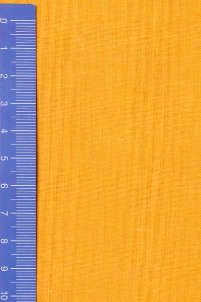 Памучен плат 50х50см - светло оранжев