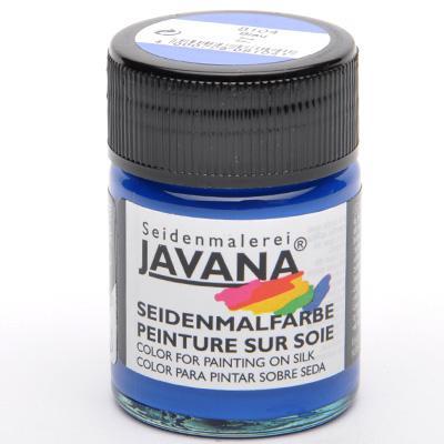 Javana Blue- боя за коприна 50 мл