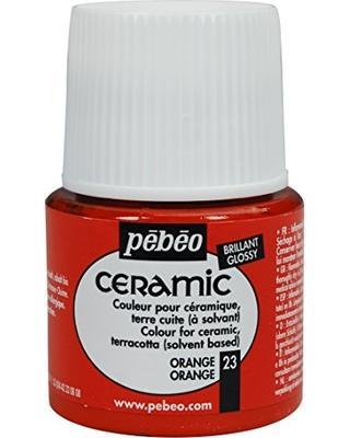 Боя за керамика Pebeo CERAMIC - orange
