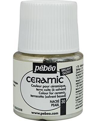 Боя за керамика Pebeo CERAMIC - pearl