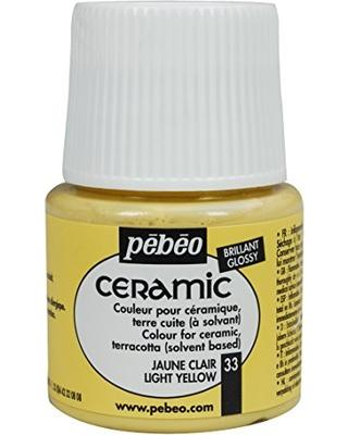 Боя за керамика Pebeo CERAMIC - light yellow
