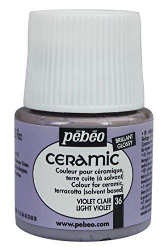 Боя за керамика Pebeo CERAMIC - light violet