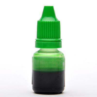 Боя за сапун 5 мл - зелена