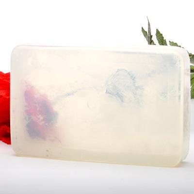 Прозрачна глицеринова сапунена база - 500 гр.