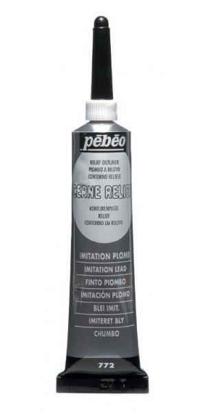 Универсален контур Pebeo - Imitation Lead