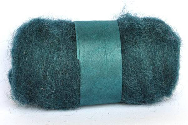 Вълна синьо-зелено - 25 гр.