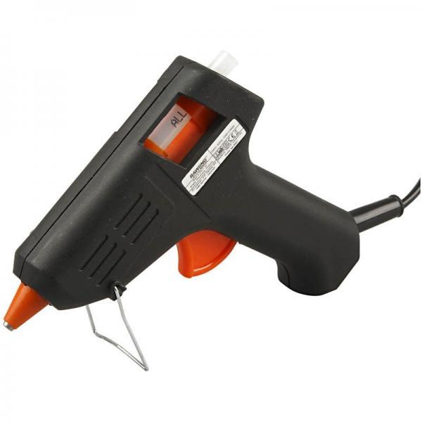 Пистолет за топъл силикон - 20 W, 170 градуса