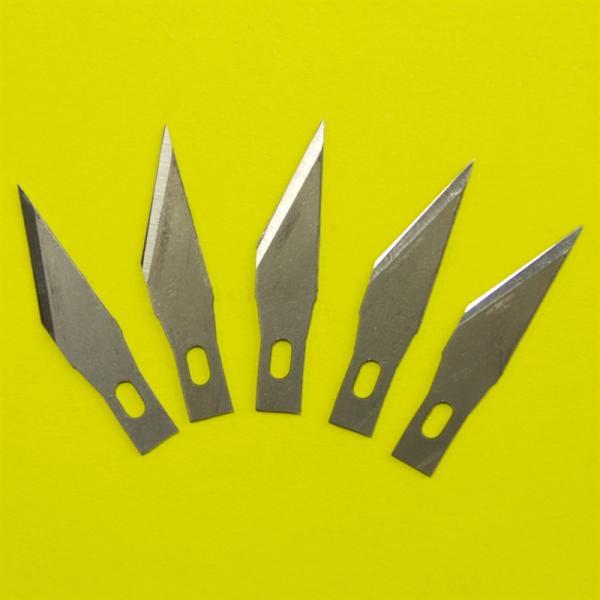 Резервни ножчета за склапел 201E - 5бр