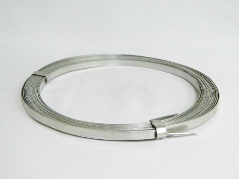 Оловна лента за стъклопис, 12мм - 10м.