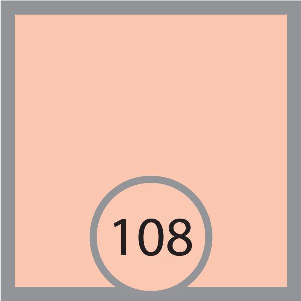 Фоам, Фоумиран 30х35 см 0,6-0,8 мм - праскова 108