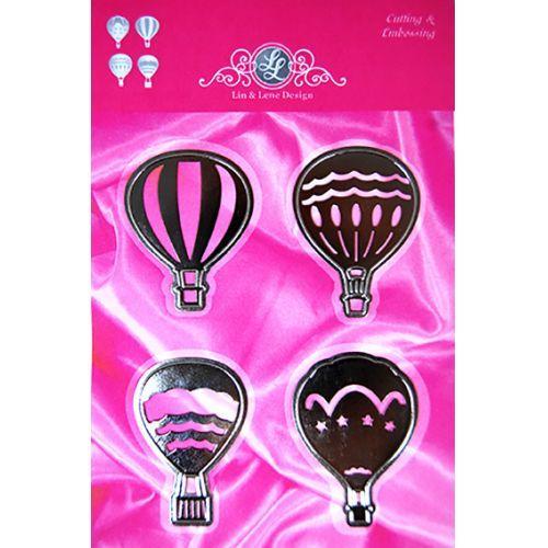 Щанци за изрязване и релеф Balloons