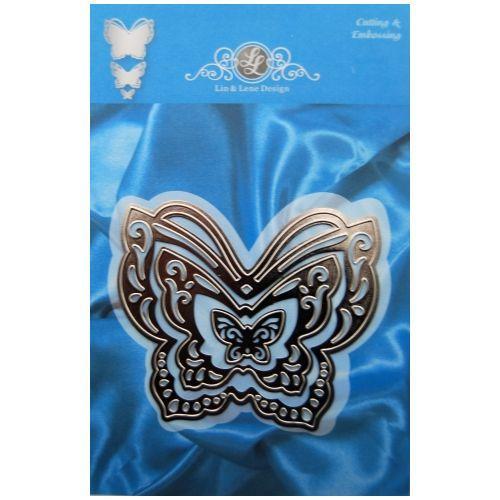 Щанци за изрязване и релеф Пеперуди 2