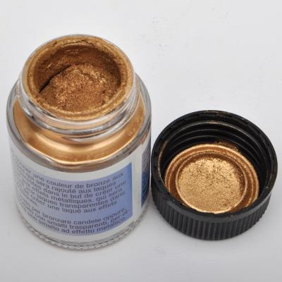 Супер-фин метален пигмент 20 мл - Злато