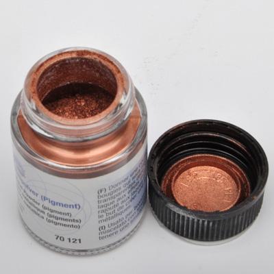Супер-фин метален пигмент 20 мл - Мед
