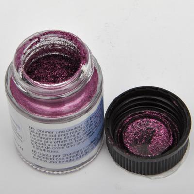 Супер-фин метален пигмент 20 мл - Виолетов