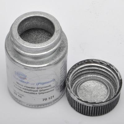 Супер-фин метален пигмент 20 мл - Сребро