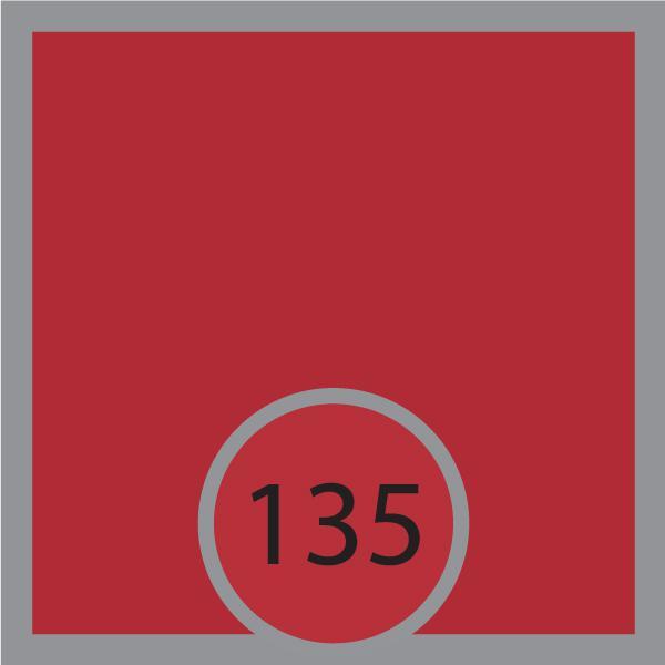 Фоам, Фоумиран 30х35 см 0,6-0,8 мм - червен 135
