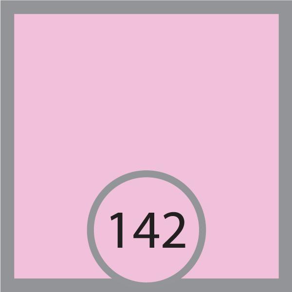 Фоам, Фоумиран 30х35 см 0,6-0,8 мм - светло розово 142