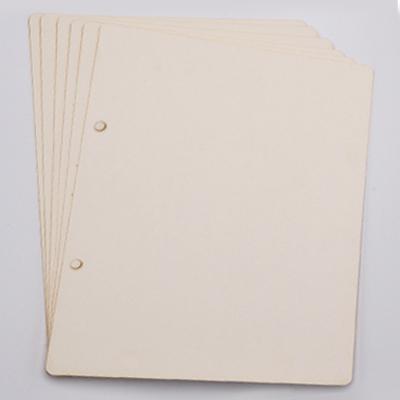 Допълнителни страници за скрапбук албум вертикални -6бр.24х19см