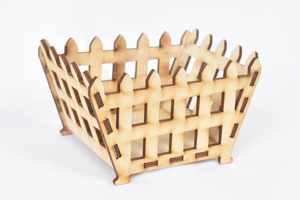Кошничка оградка