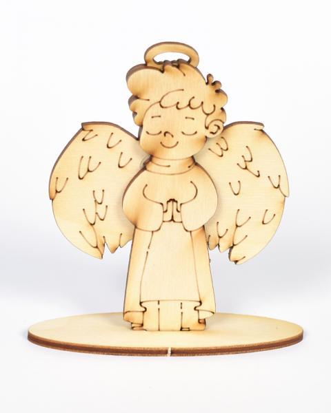 3D Ангелче - момче