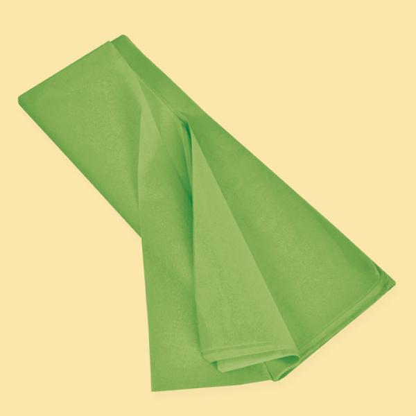 Тишу хартия 50х75  цитрусовозелен SC L382