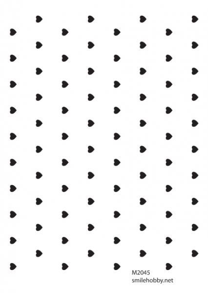 Шаблон за декупаж - 16x22.5cm - М2045