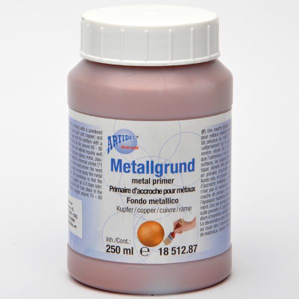 Метален грунд  250 мл. - Мед
