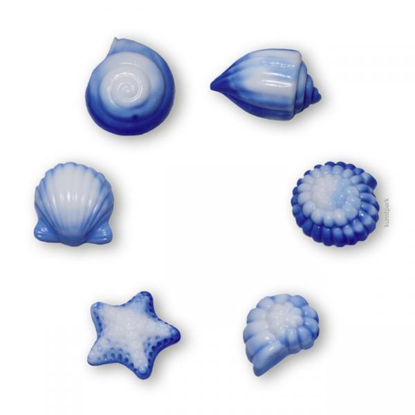 Калъп за сапун - морски елементи
