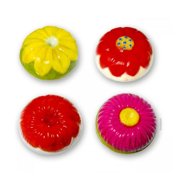 Калъп за сапун - цветя