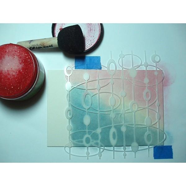 Мастило на водна основа Paper soft Color, 75мл - кобалтово синьо