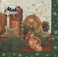 Салфетка Maki коледна - SLGW003202