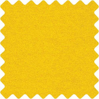 Филц - жълто - 5 м дебелина 1,5 мм