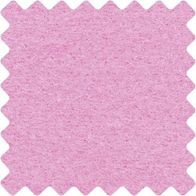 Филц - розово - 0,5 м дебелина 1,5 мм