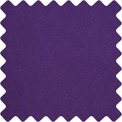 Филц - тъмно лилав - 0,5 м дебелина 1,5 мм