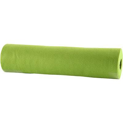 Филц - светло зелено - 0,5 м дебелина 1,5 мм