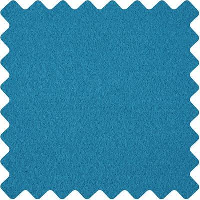 Филц - тюркоазено синьо - 5 м дебелина 1,5 мм