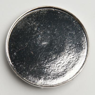 Метална основа за бижу - кръг 30мм