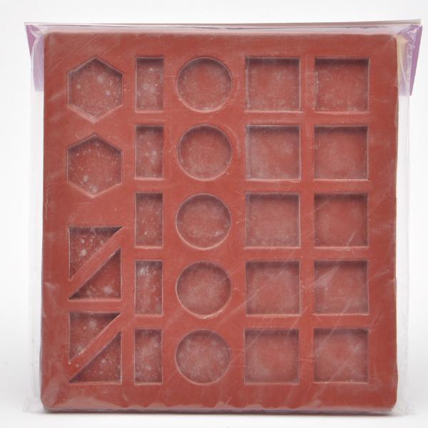 Калъп за отливки - геометрични форми 2