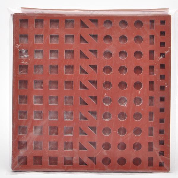 Калъп за отливки - геометрични форми минимозайка