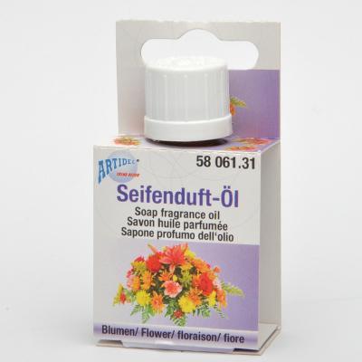 Ароматно масло 10 мл - букет цветя