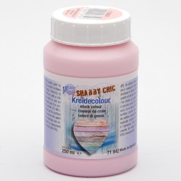 Shabby chic тебеширена боя 250 мл - пастелно розово