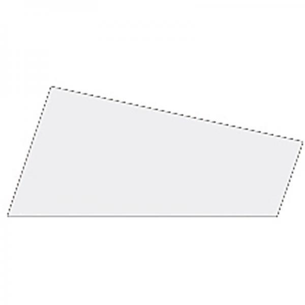 Фоумиран А4, 2 мм - цвят бял