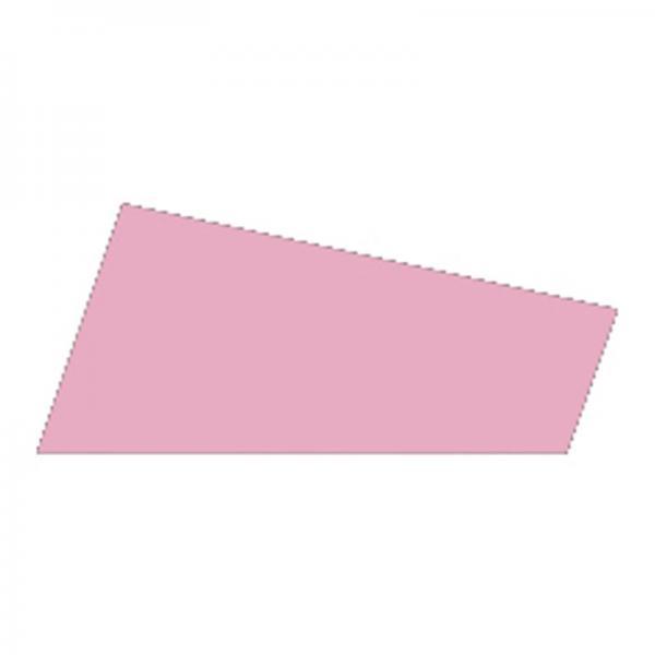 Фоумиран А4, 2 мм - цвят розов