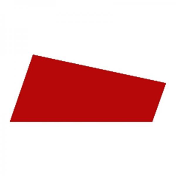 Фоумиран А4, 2 мм - цвят червен