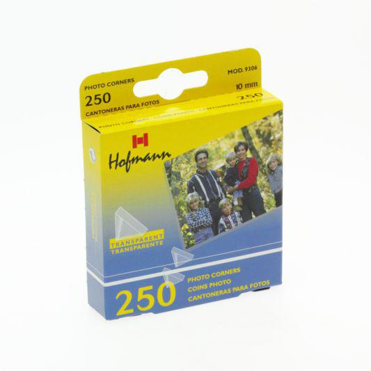 Ъгълчета за снимки Hofman-250бр
