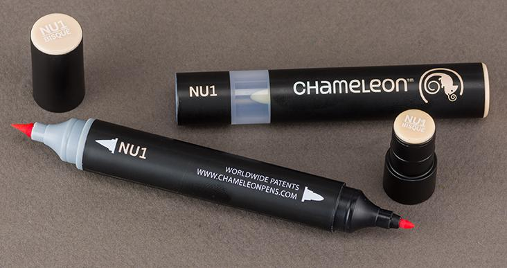Хамелеон маркер - Bisque NU1