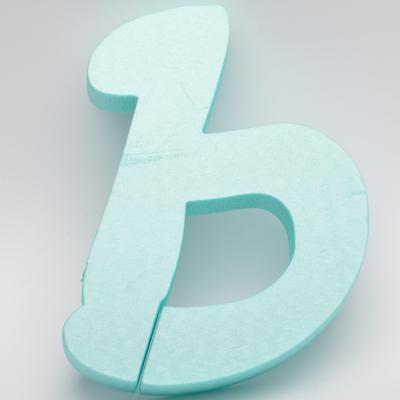 Буква от фибран Ъ