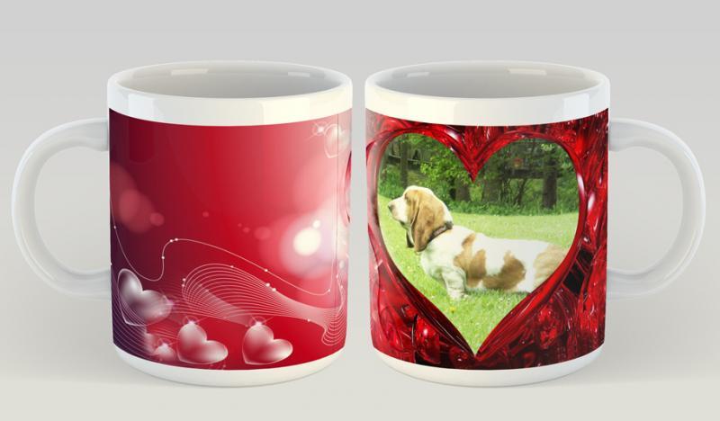 Чаша със снимка - 9