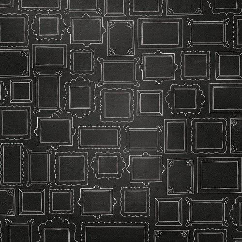 Двустранна дизайнерска хартия - Small Charms